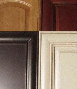 cabinet and countertop combinations